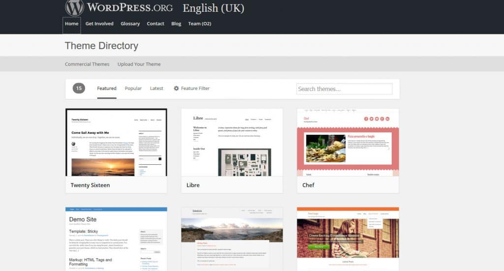 How to find a WordPress theme | WP Manager | Advice