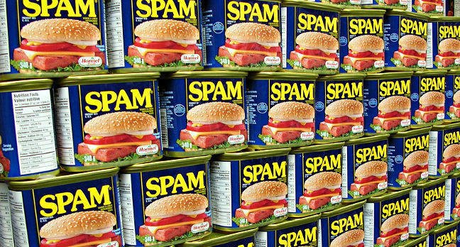 mass delete spam comments